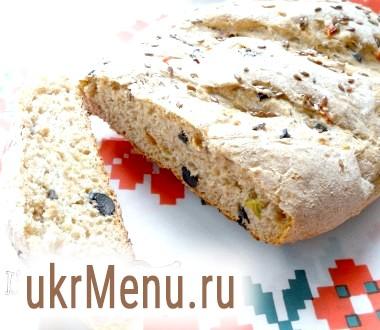 Хліб з цільнозерновий борошна