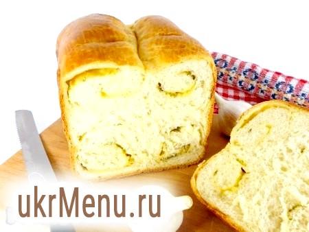 Хліб з часником і сиром