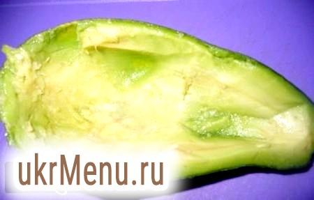 Фото - Екзотичний салат з крабовим м'ясом і авокадо для новорічного столу