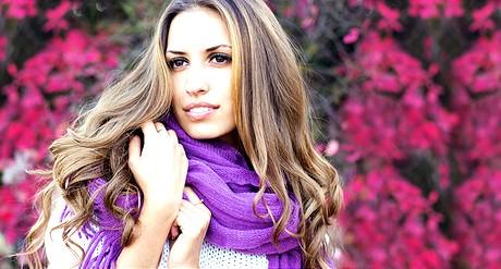 Як носити шарф