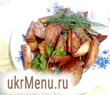 Картопля фрі в домашніх умовах