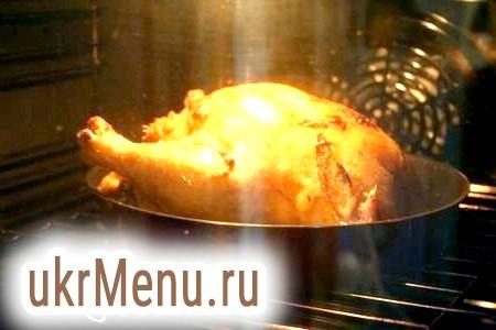 Курка в духовці: кращі рецепти