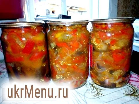 Кращий рецепт лечо з помідорів і перцю