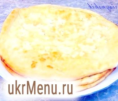 Менгрельскіе хачапурі з сиром