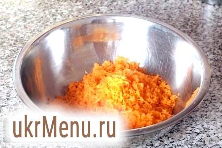 Морквяний кекс в мультиварці