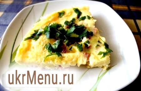 Омлет в мультиварці: ідеальний сніданок
