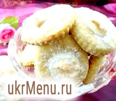 Печиво сирне до чаю