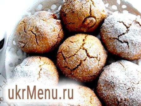 Пісне печиво з вівсяних пластівців