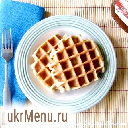 Рецепт без цукру: вафлі, торт і морозиво
