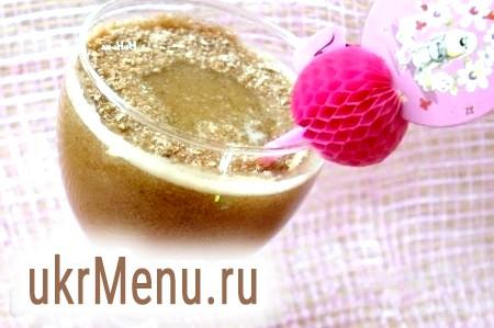 Рецепт фруктового коктейлю в блендері