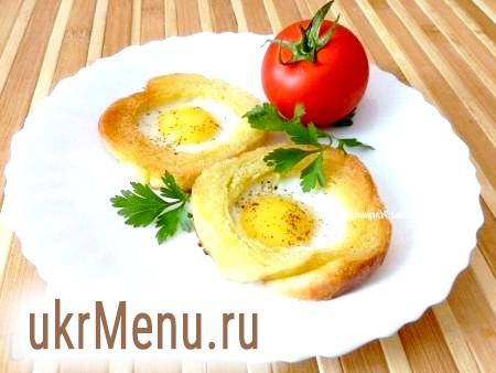 Рецепт яєчні з перепелиних яєць