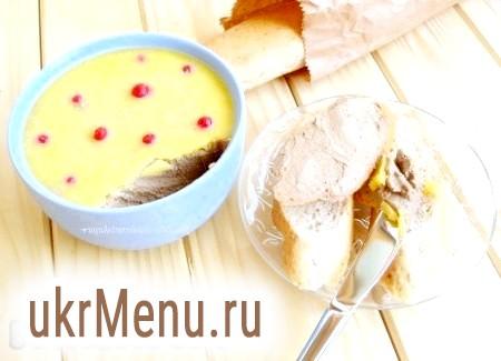 Рецепт паштету з курячої печінки