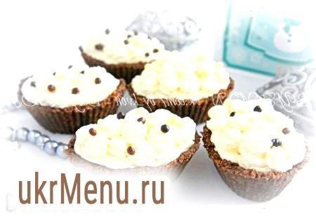 Рецепт тістечка