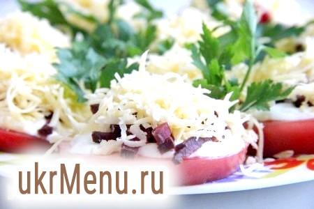 Рецепт помідорів по-італійськи