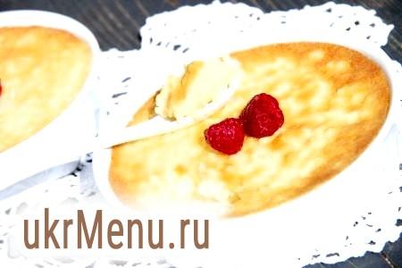 Рецепт сирно-рисової запіканки