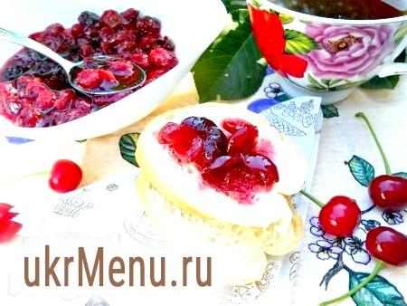 Рецепт вишневого варення
