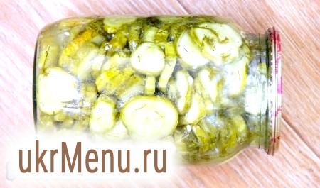 Рецепт смачних, хрустких маринованих огірків
