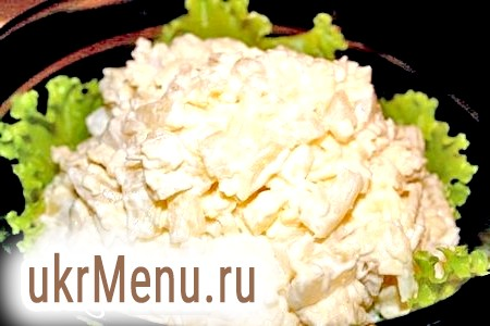 Салат з ананасами: святковий рецепт