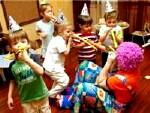 Сценарій свята «День народження з веселими клоунами Гошею і Ігореша»