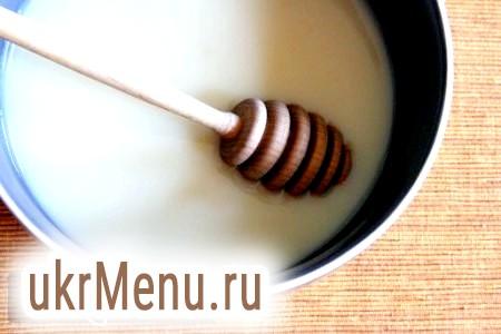Соус «густе молоко»