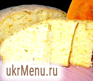 Фото - Гарбузовий хліб