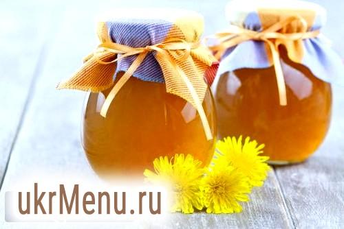 Смачне варення з кульбаб: прості рецепти