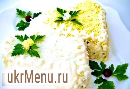 Смачні та оригінальні салати на весілля
