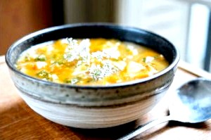 Багате розмаїття супів з яловичиною