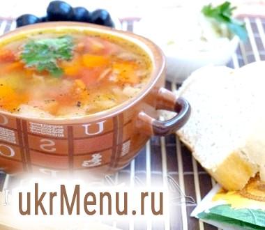 Фассолада - грецький овочевий суп