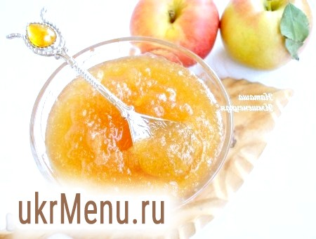 Яблучний джем