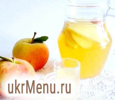 Яблучний сидр (майже класика)