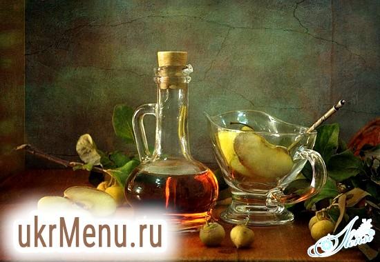 Яблучний оцет -! Застосування улюбленого народного засоби від пріщів