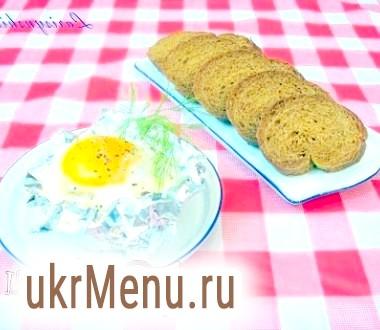 Фото - Яєчня на сніданок