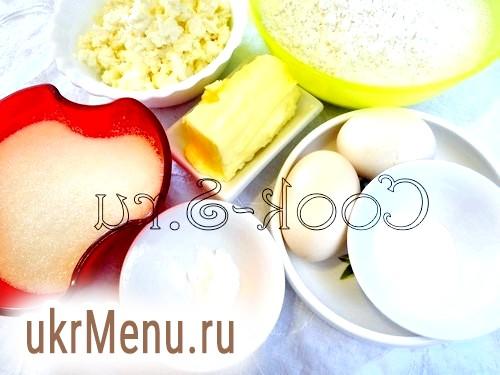 Кекс сирний «Воронезький» по ГОСТу