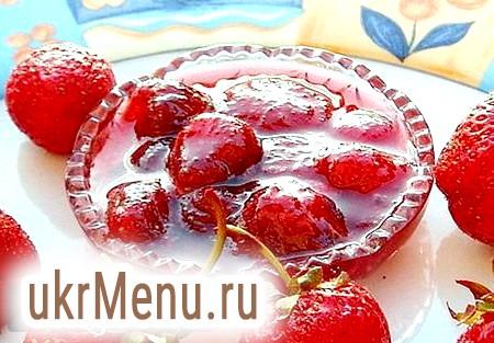 Полуничний джем: ароматні ласощі з нескладним рецептом