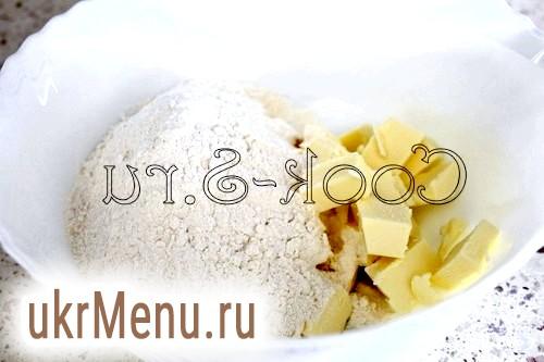 Пісочні ватрушки з сиром