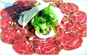 Фото - Карпаччо з яловичини