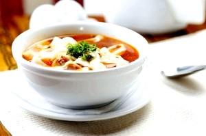 Рецепти смачних супів з бараниною
