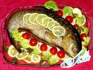 Риба фаршірованная- смачне просто!