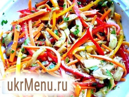 Фото - Найшвидші салати