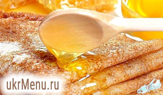 Секрети приготування смачних тонких млинців