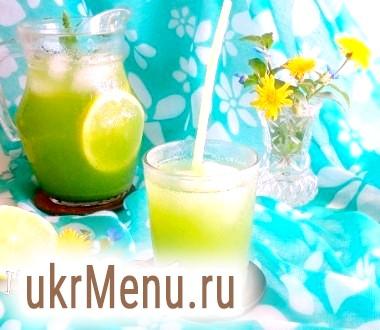 Щавлевий лимонад