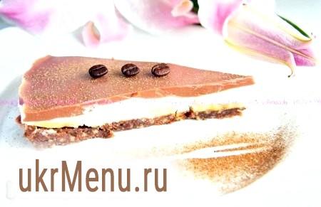 Фото - Залишилося нарізати найсмачніше шоколадний чізкейк, приготований без випічки, на порції, прикрасити за вашим смаком і насолоджуватися прекрасним десертом.