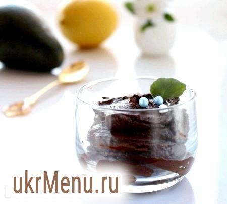 Фото - Цей шикарний десерт готується за лічені хвилини. Обов'язково приготуйте дуже смачний шоколадний мус з авокадо!