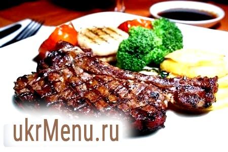 Фото - Стейк з яловичини: рецепт приготування