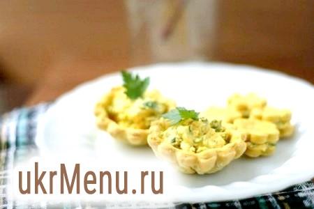 Три рецепта простих закусок