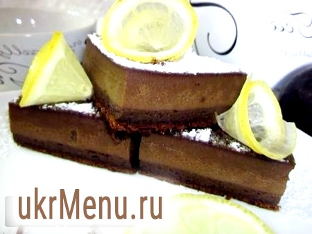 Фото - Розумне тістечко