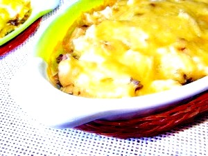 Смачні страви з м'яса курки та грибів