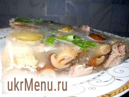 Заливне з судака - справжня окраса святкового столу